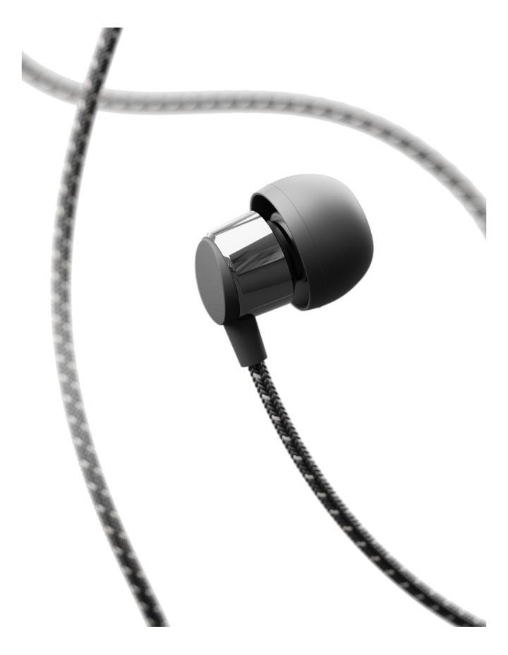 TIO Water Resistant Comfort Gym Bluetooth Headphones Black image 4