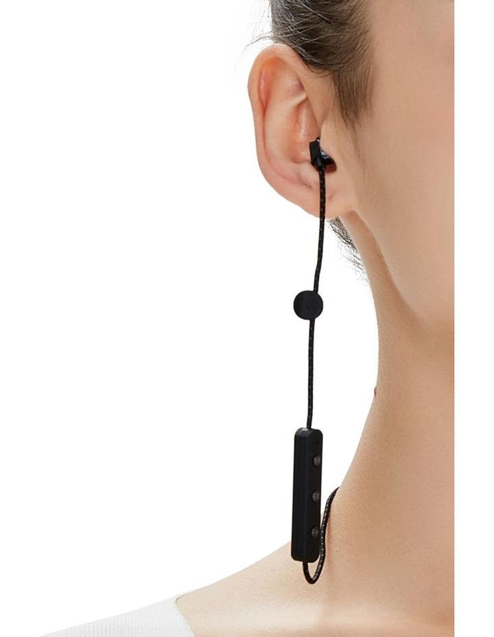 TIO Water Resistant Comfort Gym Bluetooth Headphones Black image 5