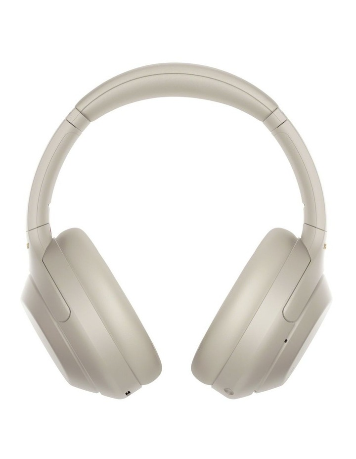 Noise Cancelling Headphones - Silver WH1000XM4S image 2