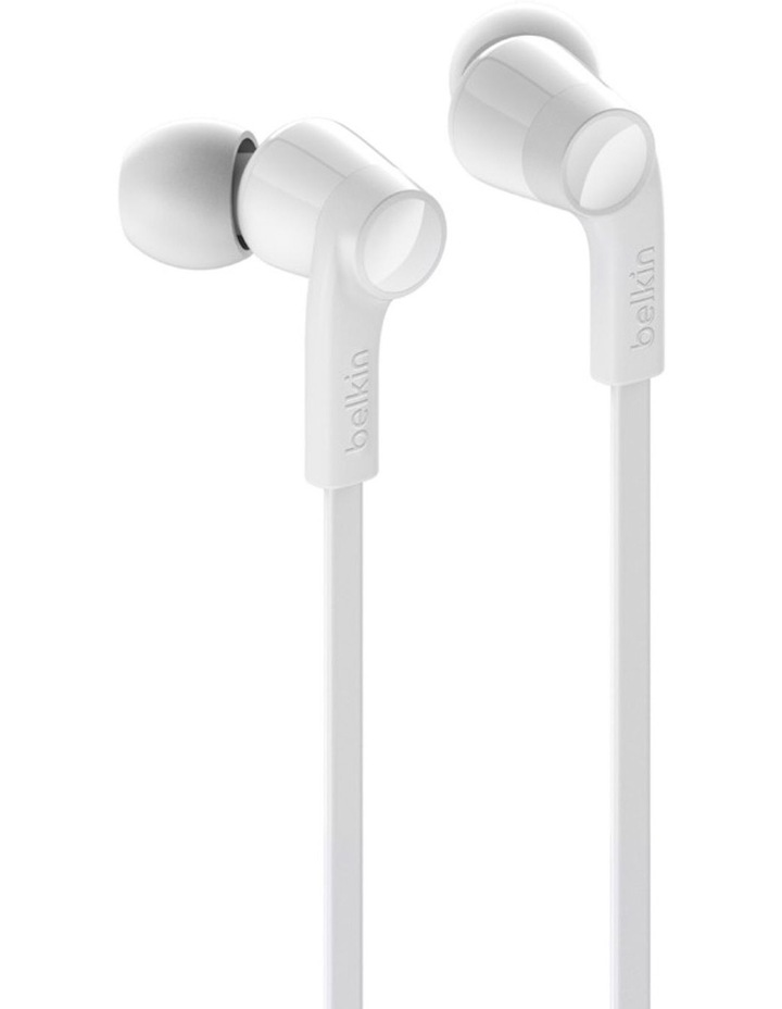 Rockstar Headphones with Lightning Connector - White image 2