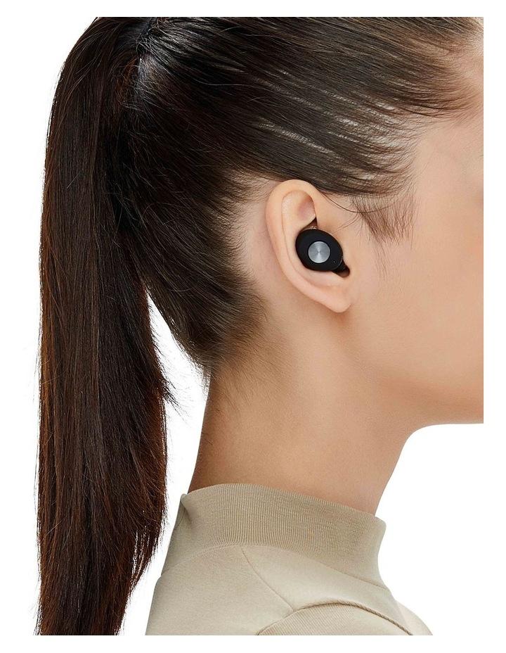 TOLV Wireless Earphones Black image 5