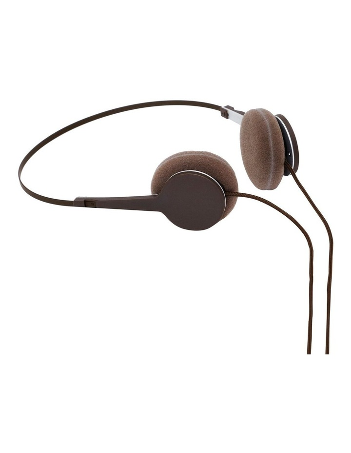 Tanto Wired On-Head Headphones- Mocca image 1