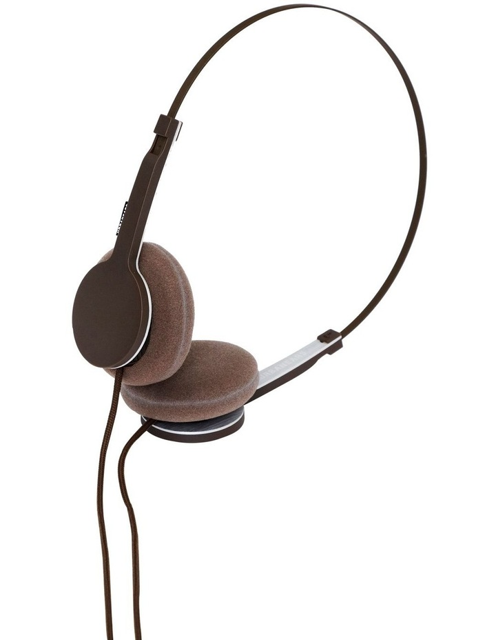 Tanto Wired On-Head Headphones- Mocca image 3