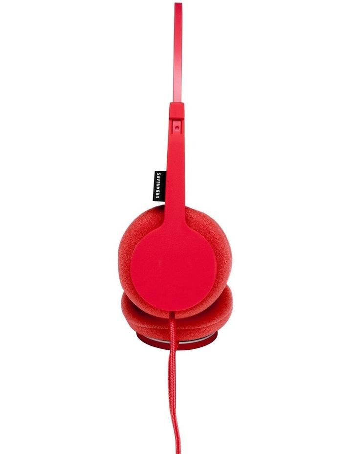 Tanto Wired On-Head Headphones - Tomato image 3