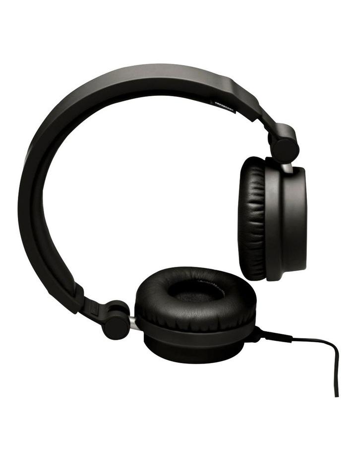 Zinken Wired On-Ear Headphones - Black image 1