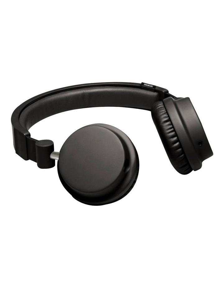 Zinken Wired On-Ear Headphones - Black image 2
