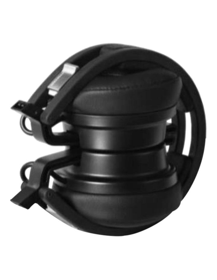 Krutis Black Wired On-Ear DJ Headphones image 3