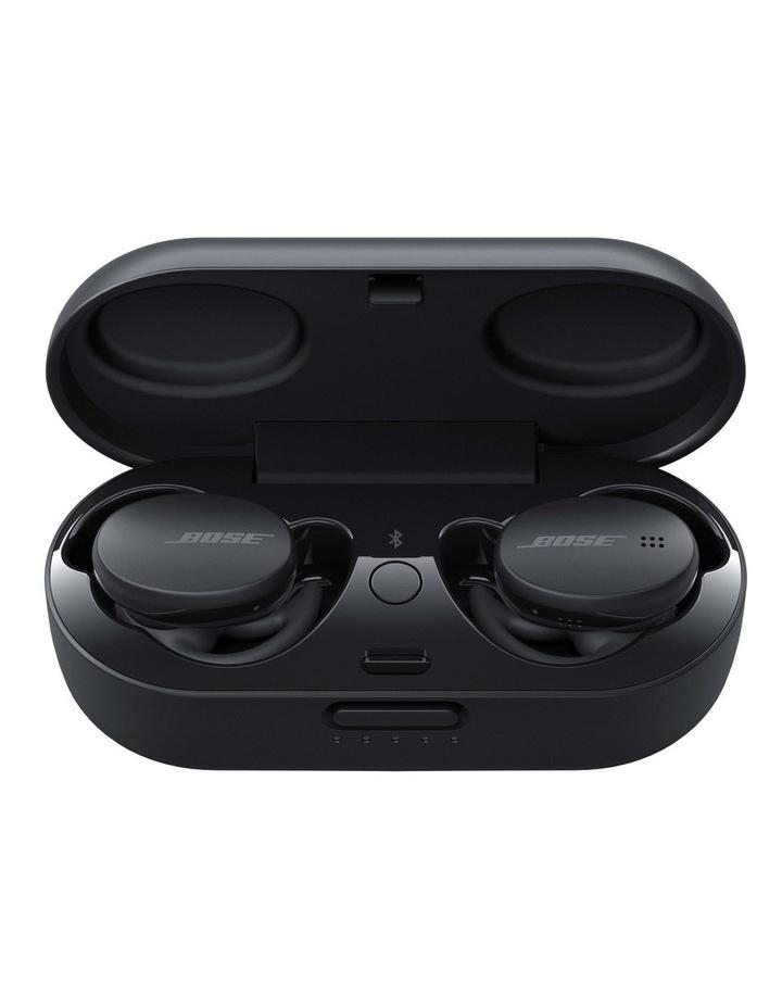 Triple Black Sport Earbuds image 4