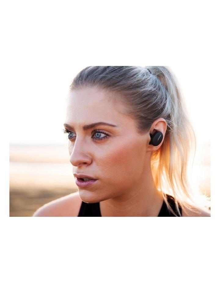 Triple Black Sport Earbuds image 5