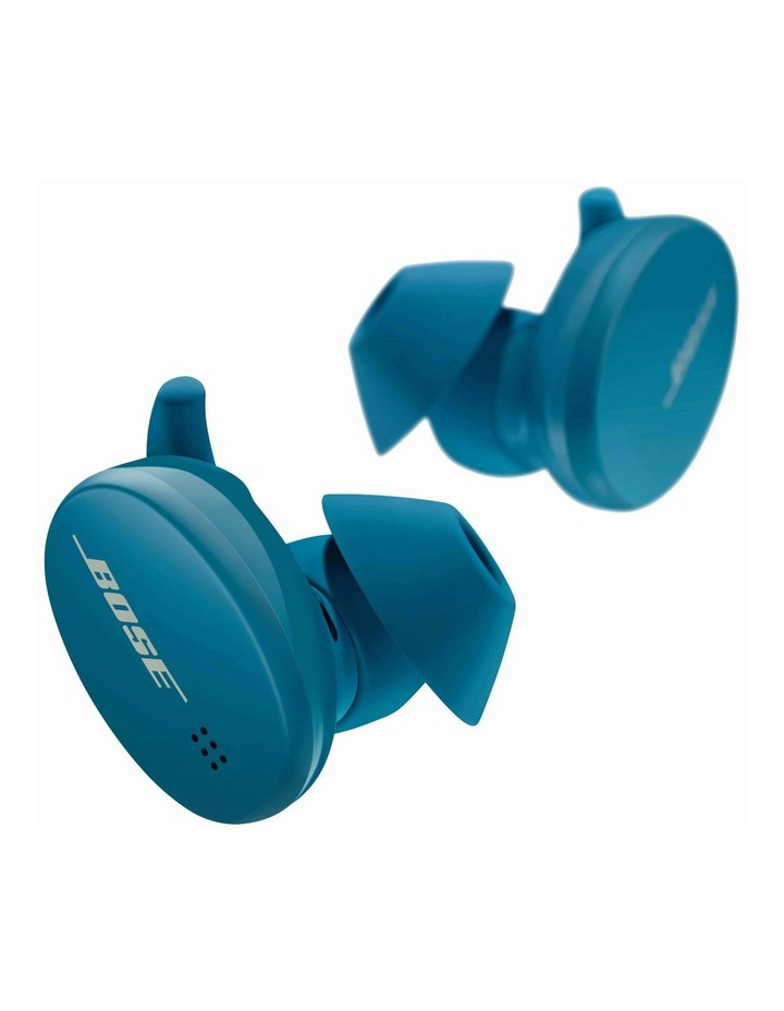 Baltic Blue Sport Earbuds image 1