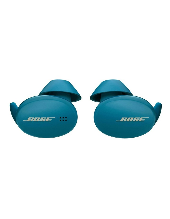 Baltic Blue Sport Earbuds image 2