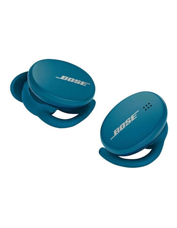 Baltic Blue Sport Earbuds image 3
