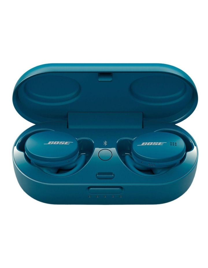 Baltic Blue Sport Earbuds image 4