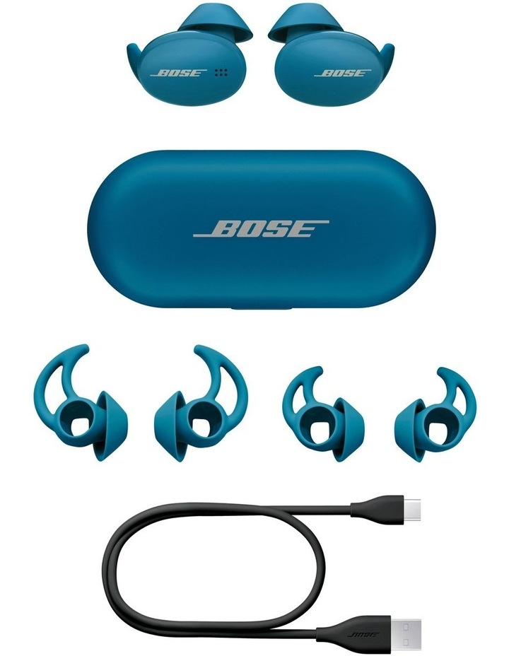 Sport Earbuds - Baltic Blue image 6