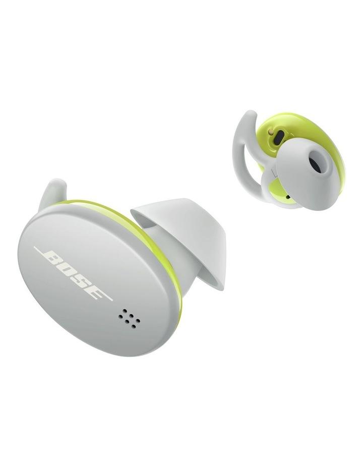 Glacier White Sport Earbuds image 1