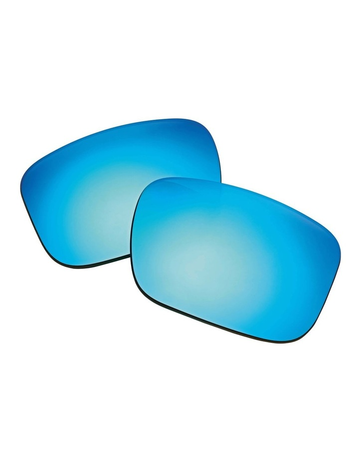 Mirrored Blue Tenor Style Lenses image 1