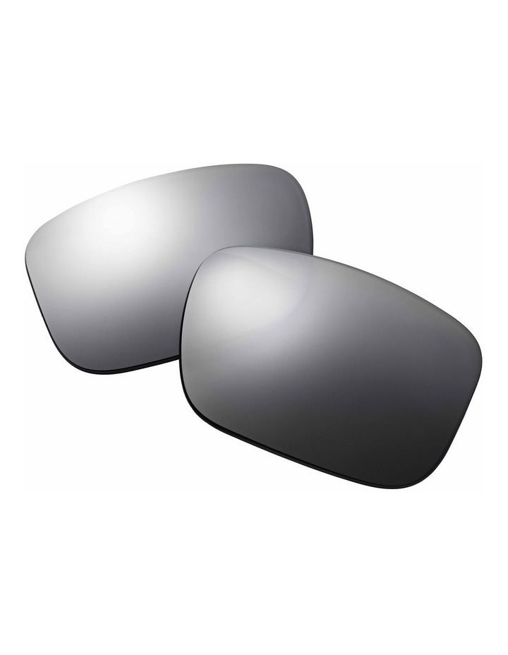 Mirrored Silver Tenor Style Lenses image 1