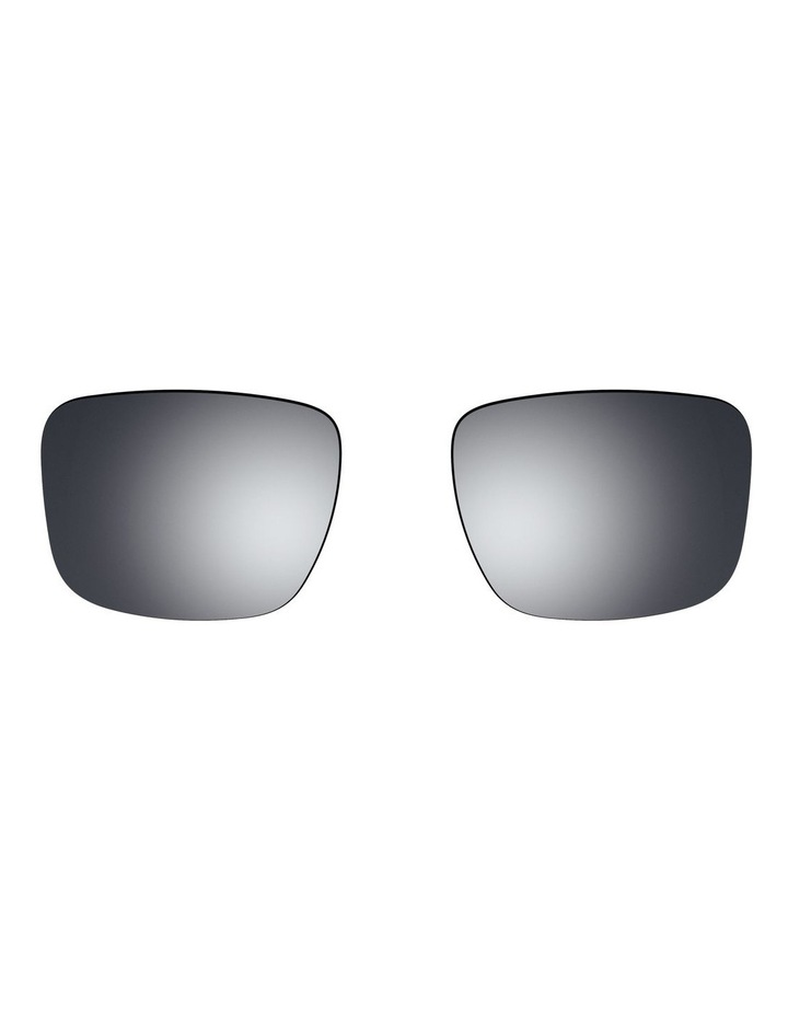 Mirrored Silver Tenor Style Lenses image 2