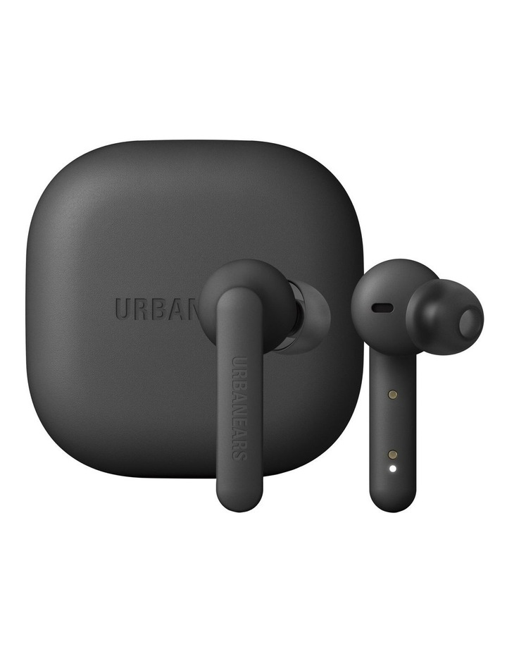 Alby True Wireless Earbuds - Charcoal Black image 1