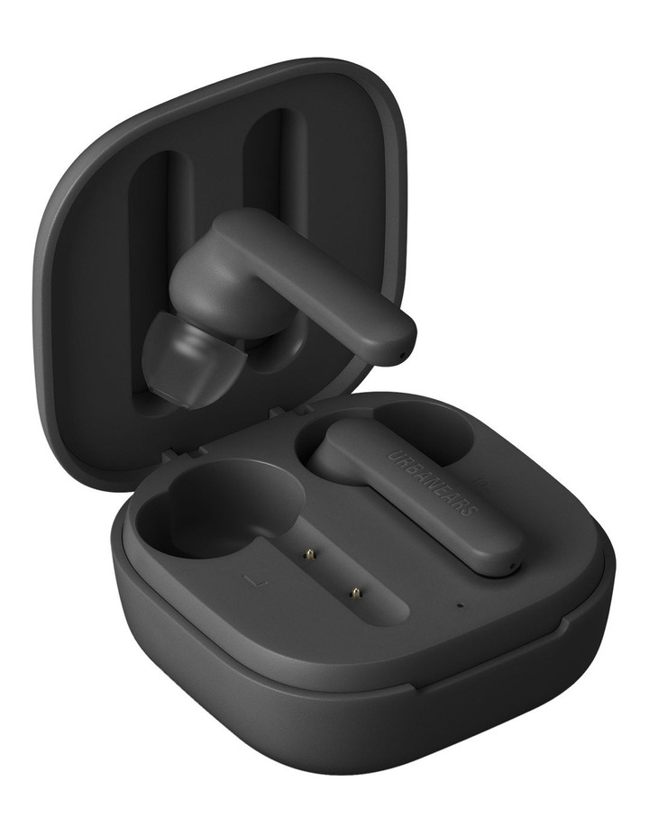 Alby True Wireless Earbuds - Charcoal Black image 5