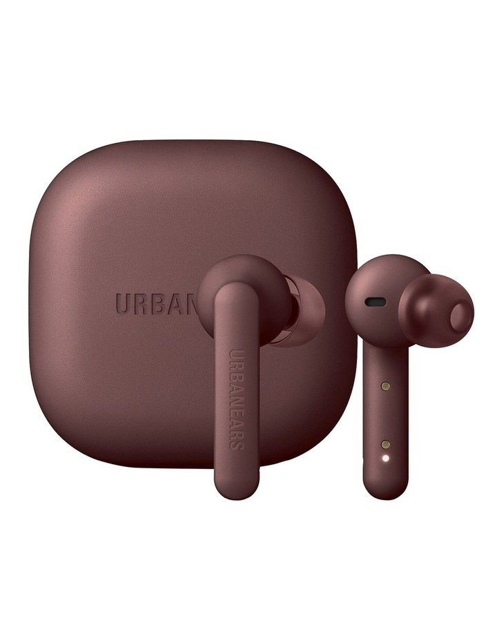 Alby True Maroon Wireless Earbuds image 4