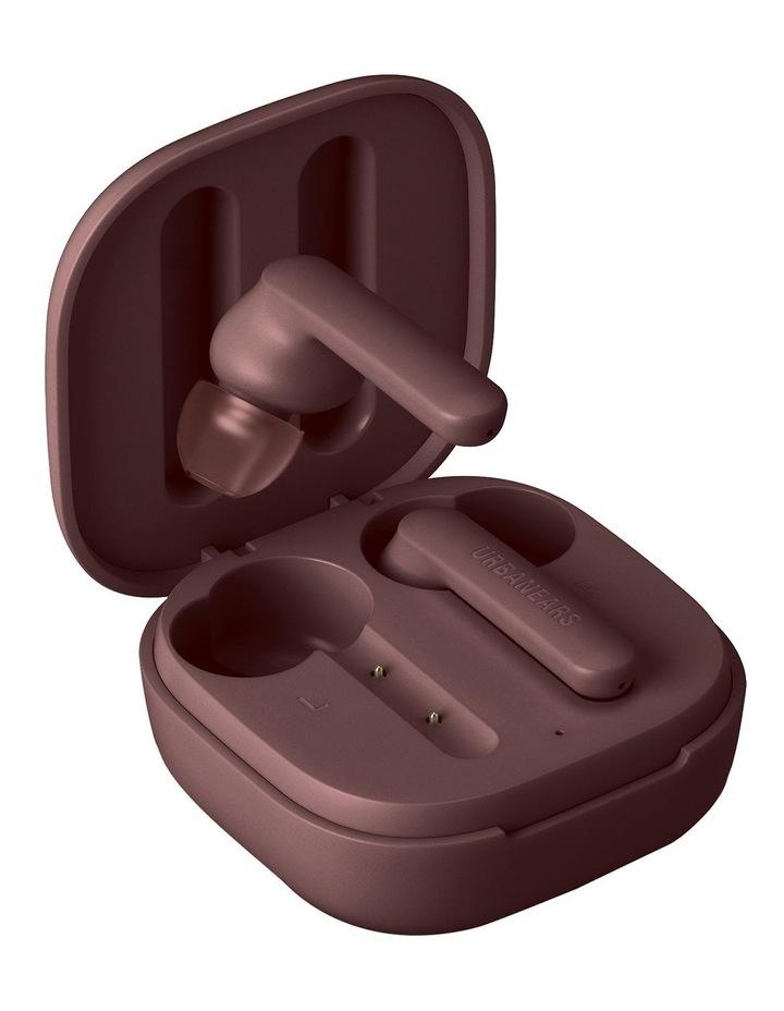Alby True Maroon Wireless Earbuds image 5