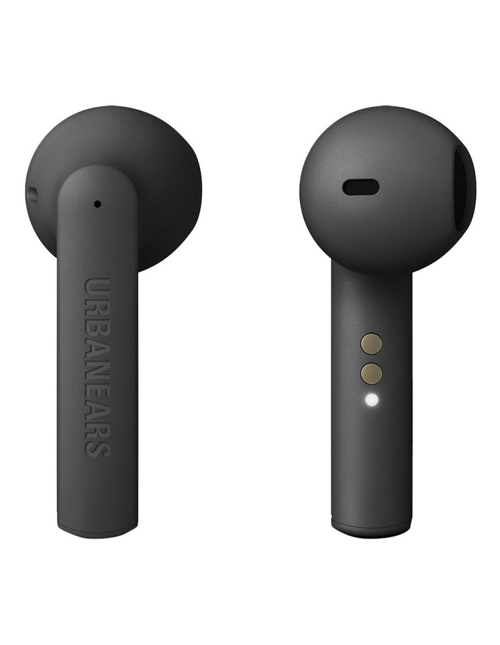 Luma True Wireless Earbuds - Charcoal Black image 2