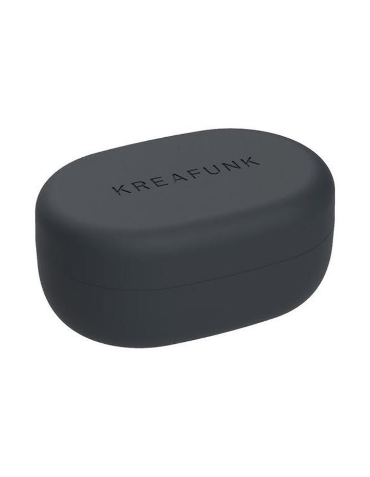 aBean Bluetooth Earphones - Black image 3