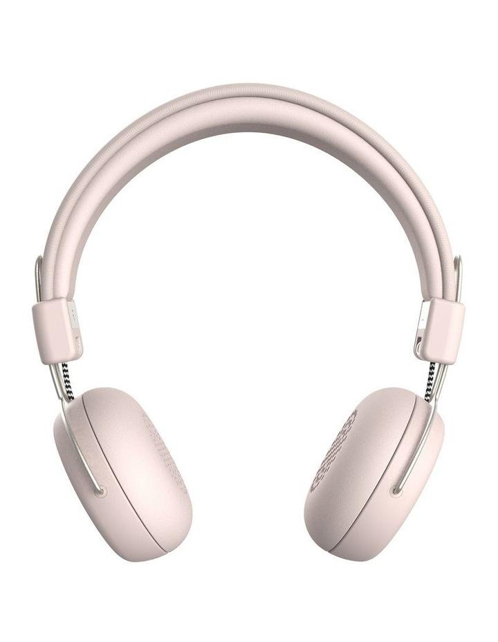 aWear Dusty Pink Bluetooth Headphones image 1