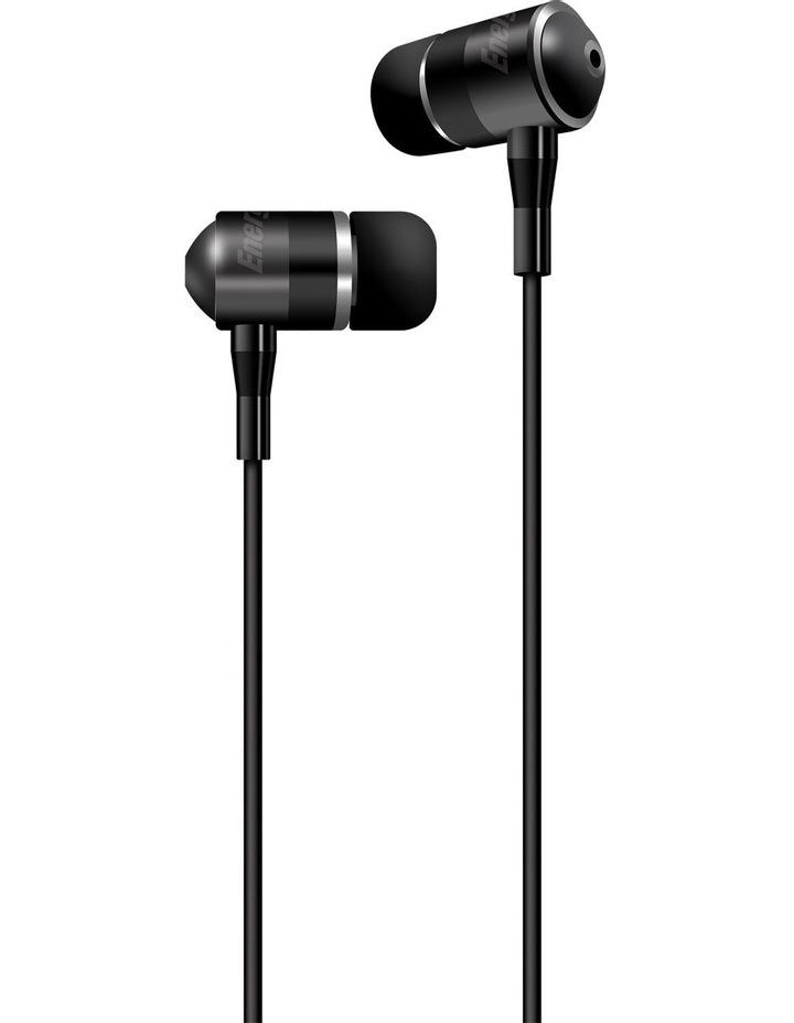 Black USB-C Wired In-ear Headphones UIC30BK image 2