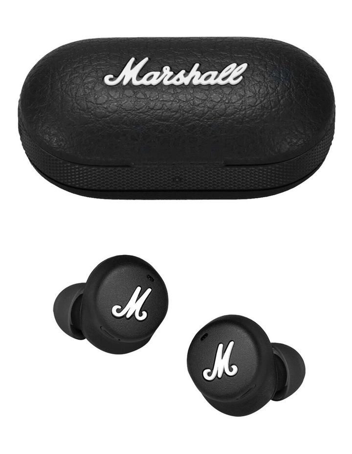 MODE II Black True Wireless In-Ear Bluetooth Headphones image 2