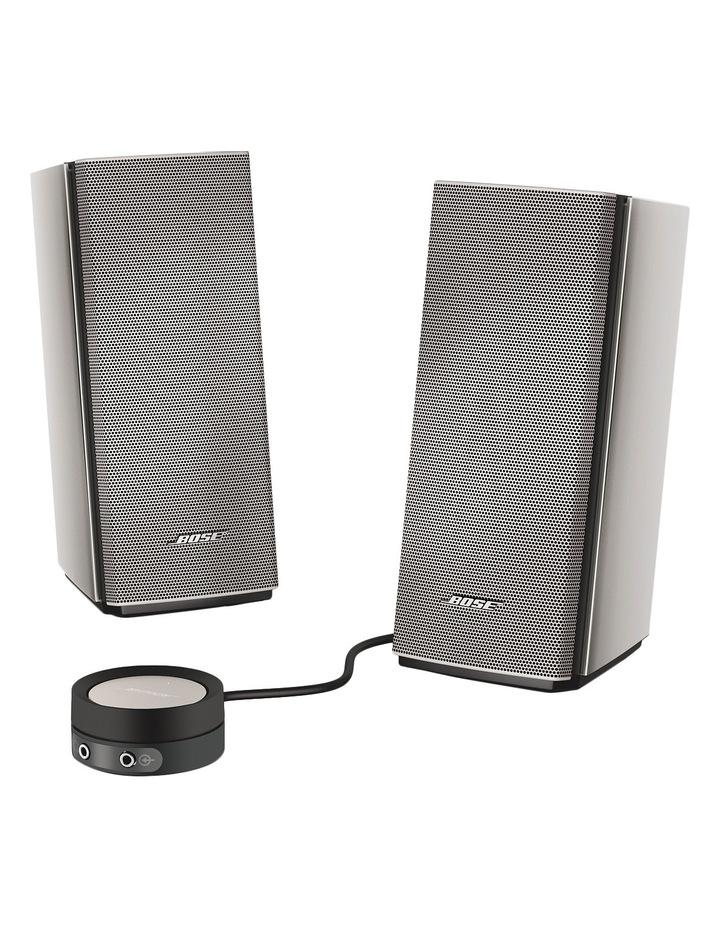 Companion® 20 Multimedia Speaker System image 1
