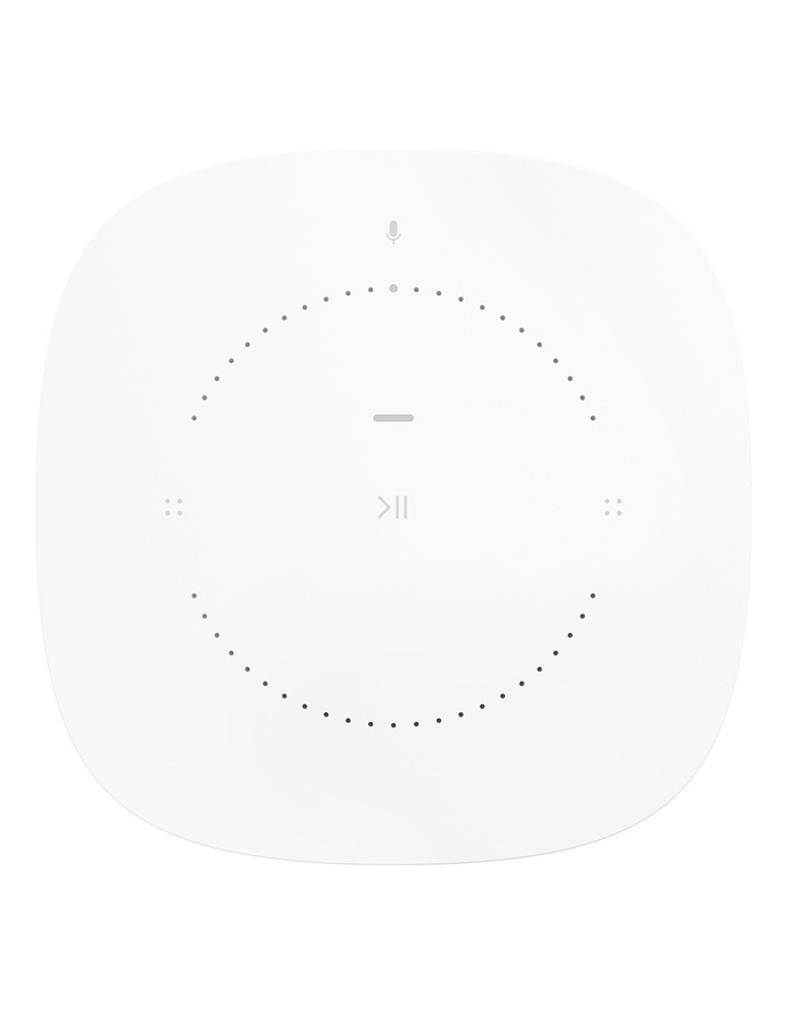 ONE Voice Controlled Smart Speaker - White image 3