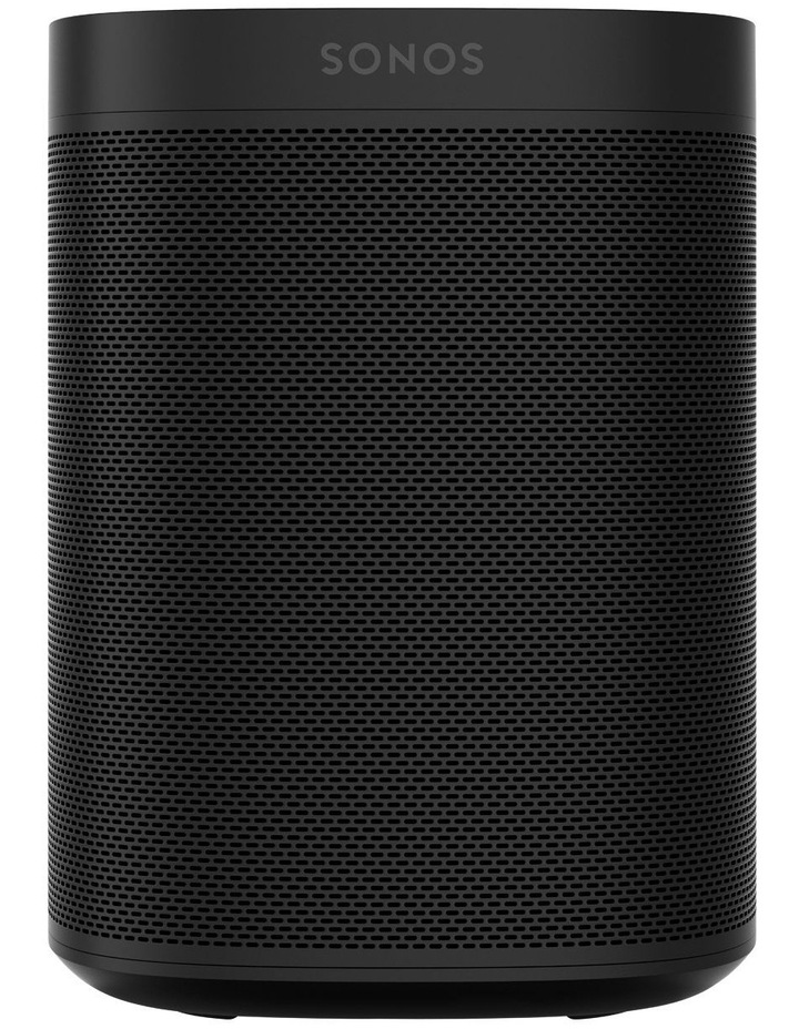 ONE Voice Controlled Smart Speaker - Black image 1
