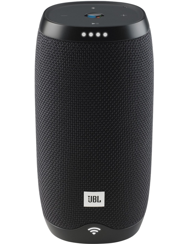 Link 10 Google Voice Activated Portable Speaker - Black image 1