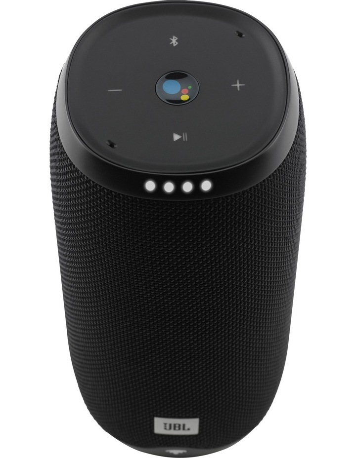Link 20 Google Voice Activated Portable Speaker - Black image 3