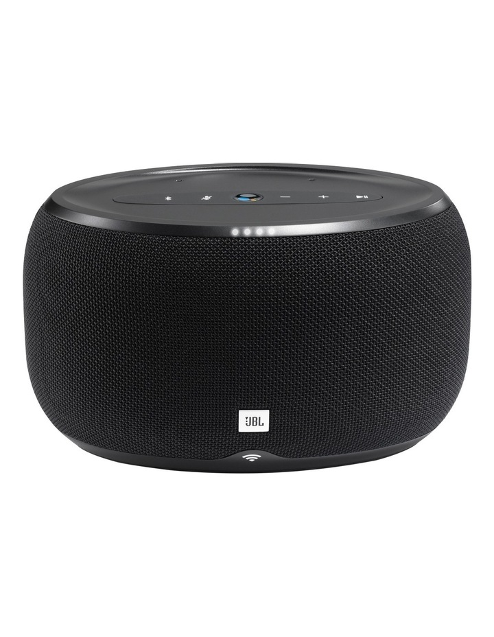 Link 300 Google Voice Activated Home Speaker - Black image 1