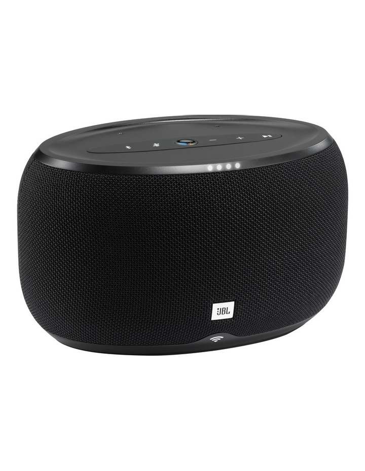 Link 300 Google Voice Activated Home Speaker - Black image 2