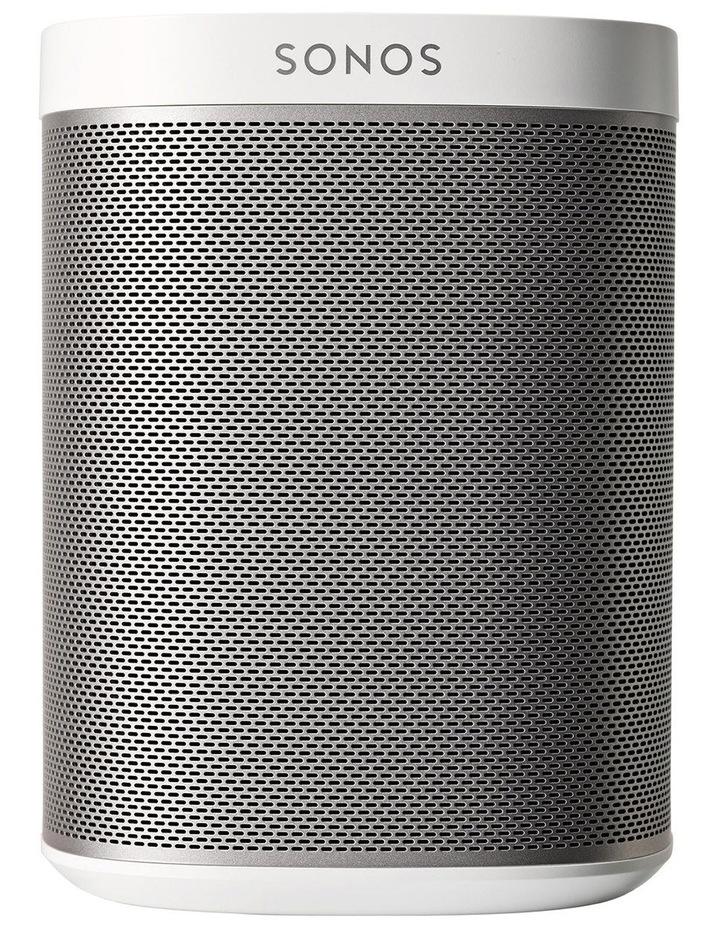 PLAY:1 Wireless Speaker White S-P1W image 3