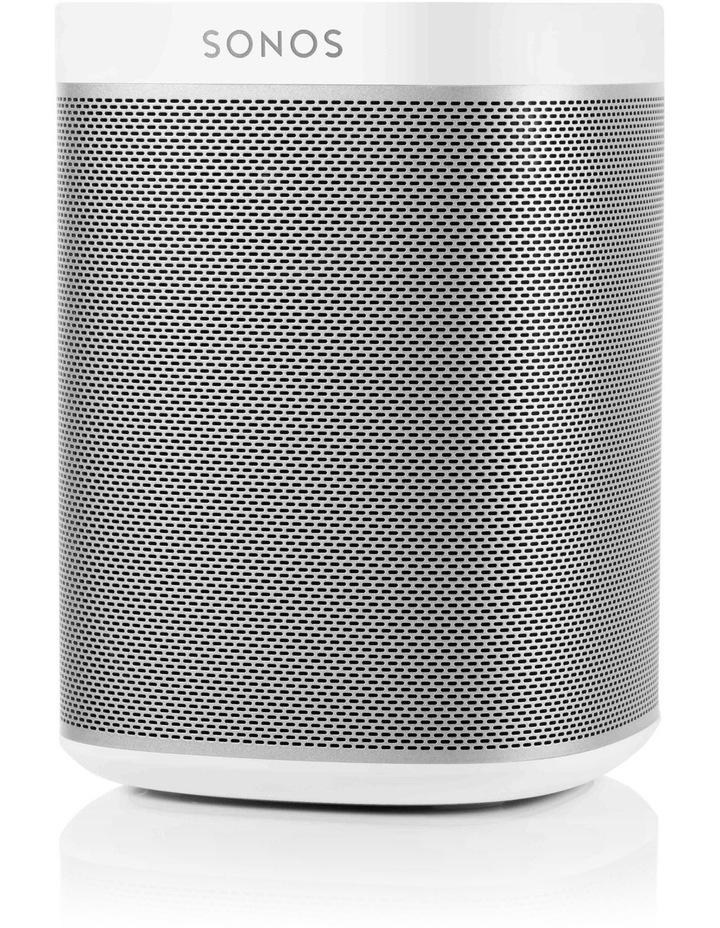 PLAY:1 Wireless Speaker White S-P1W image 1