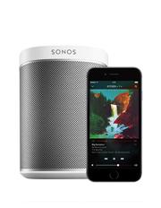 SONOS - PLAY:1 Wireless Speaker White S-P1W
