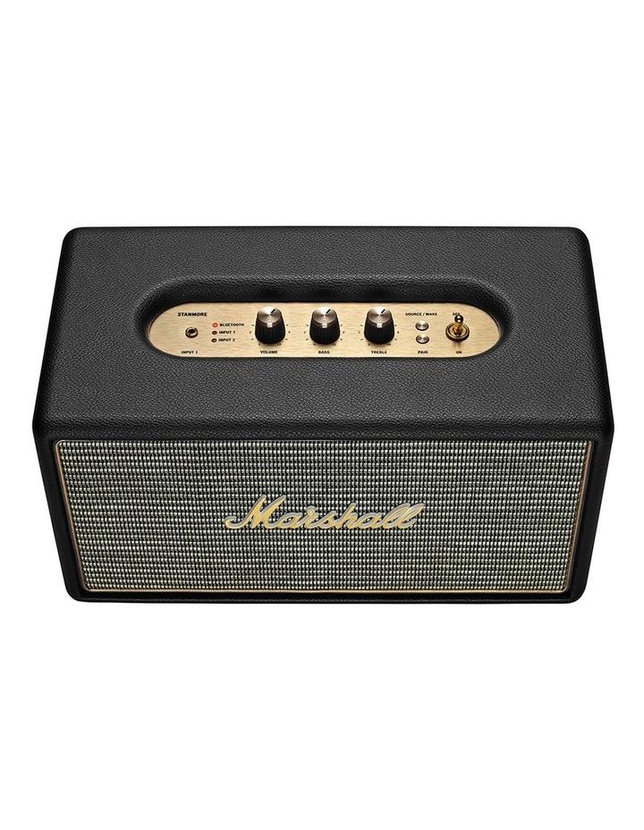 Marshall Stanmore Active Bluetooth Loudspeaker - Black image 4