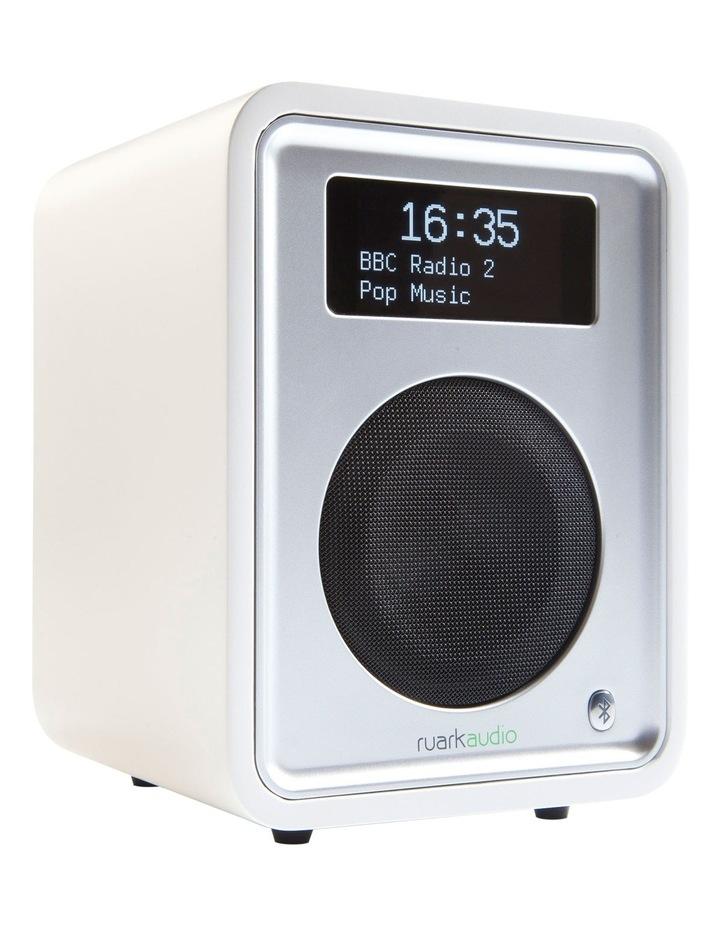 Audio R1 MkIII FM/DAB  Bluetooth® Radio White image 1