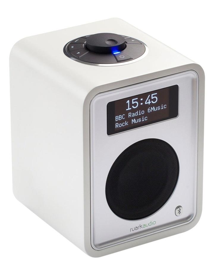Audio R1 MkIII FM/DAB  Bluetooth® Radio White image 2
