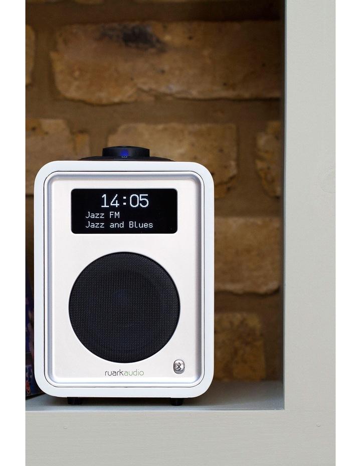 Audio R1 MkIII FM/DAB  Bluetooth® Radio White image 3