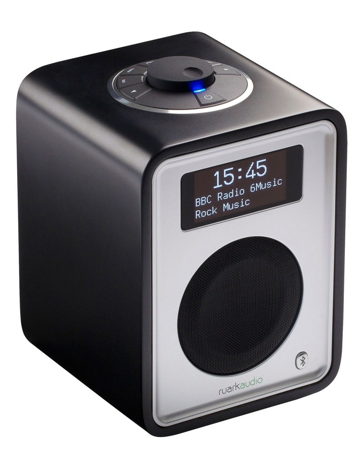 Ruark Audio R1 MkIII FM/DAB  Bluetooth® Radio Soft Black image 2