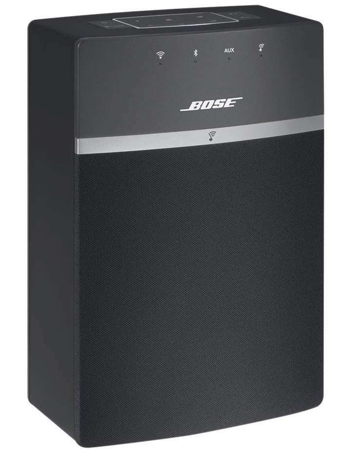 SoundTouch® 10 Wireless Music System Black image 2