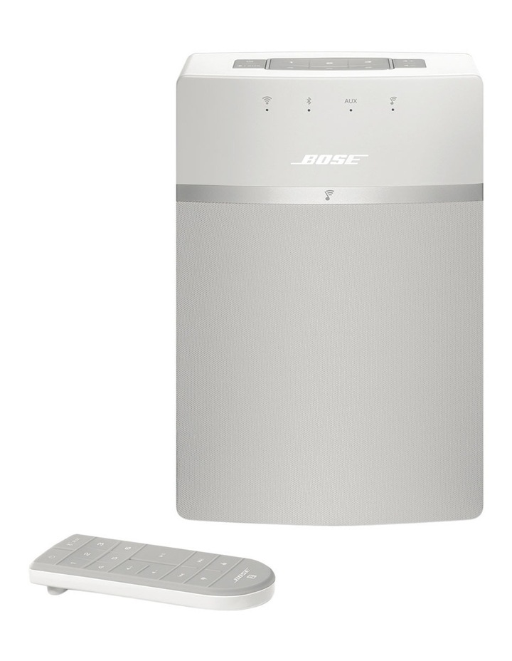 SoundTouch® 10 Wireless Music System White image 1
