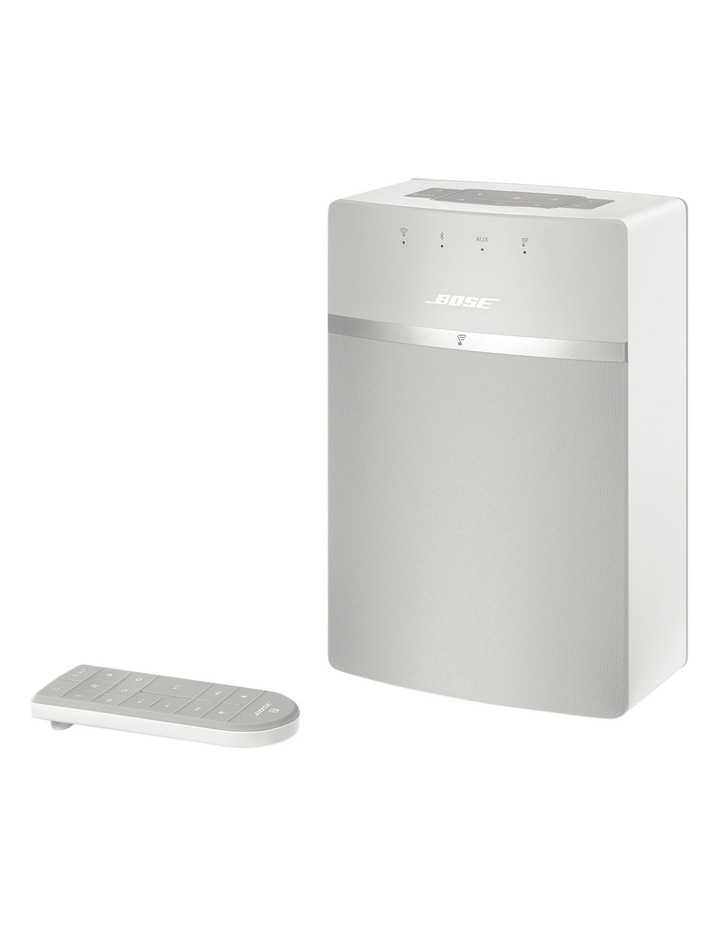 SoundTouch® 10 Wireless Music System White image 2