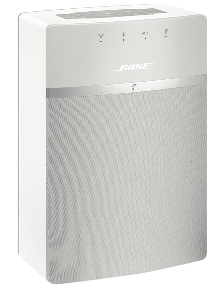 SoundTouch® 10 Wireless Music System White image 3